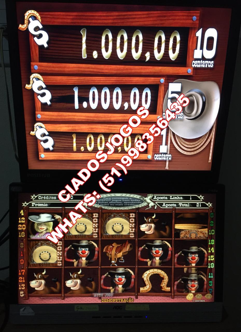Rodeio America Duas Telas (GERADOR TRAVADO) - Loja Cia dos Jogos ab5467c398f